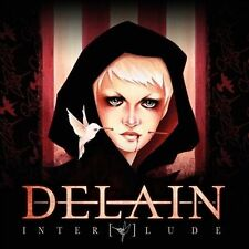 Interlude by Delain (CD, May-2013, 2 Discs, Napalm Records)