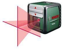 Bosch cruz líneas-laser quigo con borne de trabajo mm2, nivelación