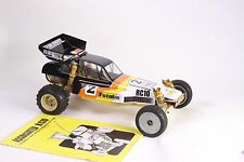 RC10 vintage buggy by Reedy and Team Associated like Tamiya R/C with Extra Body