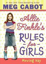 Allie Finkle's Rules For Girls: Moving Day, Cabot, Meg, Good Condition, Book