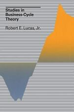 Studies in Business-Cycle Theory by Robert E., Jr. Lucas (1983, Paperback)