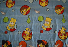 The Simpsons Single Bed Quilt Cover Bart Milhouse Nelson Jimbo