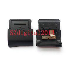 New SD Memory Card Door Cover Repair Part For Nikon D3000 With METAL & Spring