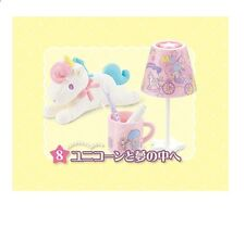 "Re-Ment ""Little Twin Stars Room, #8 - Night Time set"" - 1:6 dollhouse miniatures"