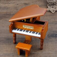 WOODEN PIANO MUSIC BOX :  Harry Potter Theme Soundtrack