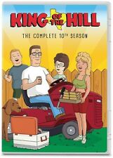 King Of The Hill: The Complete 10th Season - 2 DISC SET (2015, DVD New)