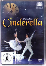 DVD PROKOFIEV: CINDERELLA Elisha Willis Iain Mackay Marion Tait David Bintley HD