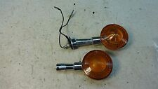 1979 Yamaha XS650 Special XS 650 Y397-1. front turn signals winkers blinkers