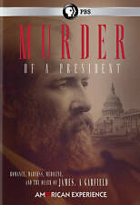 American Experience: Murder of a President (DVD, 2016)