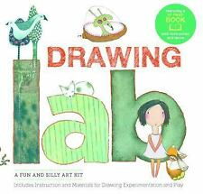 DRAWING LAB KIT (9781592539314) - CARLA SONHEIM (PAPERBACK) NEW