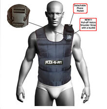 20 Kg Adjustable Weight Vests Weighted Vest Crossfit Training MMA Gym