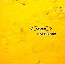 Diversions by Orbital (CD, Mar-2000, Rhino (Label)) Ambient 1 CENT CD