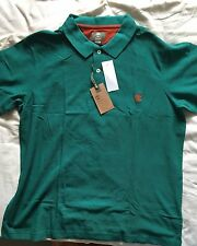 Timberland Polo Shirt Brand New XL X-Large Dark Green
