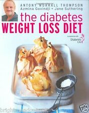 Diabetes Diet Cook Book Healthy Eating Weight Loss Nutrition Worral Thompson