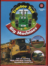 CHILDREN'S DVD: TRACTOR TED - BIG MACHINES