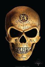 Alchemy Omega Skull Gothic Scary Poster 24x36 NEW
