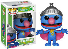 Sesame Street - Super Grover Funko Pop! Television Toy