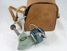 Vintage Unusual Japanese Ultra-Lite Spinning Reel with marked Case - Spin Mitey