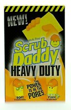 All Purpose Scrub Daddy HD Heavy Duty Scratch Free Cleaning Sponge