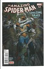 AMAZING SPIDER-MAN # 1.2 (AMAZING GRACE Part 2, MAR 2016), NM NEW