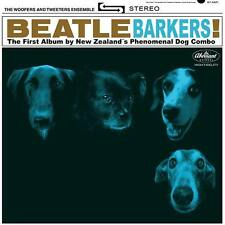 BEATLES MEET THE BARKERS! NEW ZEALAND DOG COMBO LENNON & McCARTNEY IMPORT
