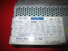 Factory OEM Saab 9-5 95 4617163 Audio Stereo Radio Amplifier AMP