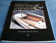 The WoodenBoat Series - PAINTING & VARNISHING - Wooden Boat - Coatings, Paint
