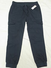 $58 NWT NEW Mens Ecko Unltd Cargo Jogger Pants Tapered Navy Urban Size XL L056