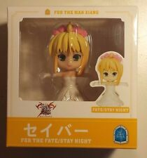 "FATE/STAY NIGHT ""SABER - BRIDE C"" 3"" PVC FIGURE #159"