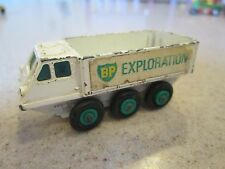 Matchbox Lesney Alvis Stalwart BP Exporation
