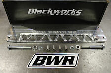 Blackworks BWR Rear Subframe Brace 02-05 Honda Civic Si EP3 POLISHED