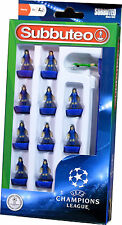 CHELSEA UEFA CHAMPIONS LEAGUE Subbuteo Team Football Soccer Game Figures