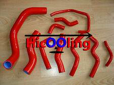 Red silicone radiator hose for Nissan SILVIA 200SX S13/S14/S15 SR20DET