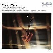 THIERRY PxC9COU: LES LIAISONS MAGNxC9TIQUES NEW & SEALED