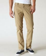 New Levi's 511 1304 Mens Khaki Straight Slim Fit Trouser Pants Jeans 28 x 30