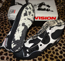 VISION STREET WEAR Chaussures De Skateboard Meuh Hi 4 UK/5 USA '80s Old School