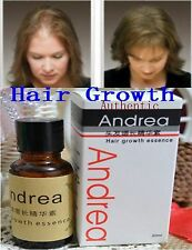 3 Bottles Andrea Hair Growth Essence Hair Loss 20ml fast hair growth products