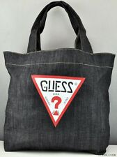 NWT Handbag GUESS Totes GWP Ladies Denim Bag