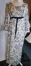 Vintage Dress size 10-12 Kati at Laura Phillips Empire Line 1960's evening