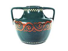 ELCHINGER Soufflenheim Alsace France Jugendstil Art Nouveau Keramik Vase