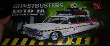 AMT GHOSTBUSTERS ECTO-1A 1959 Cadillac Ambulance Model Car Mountain KIT 1/25 FS
