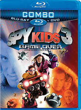 Spy Kids 3: Game Over  DVD