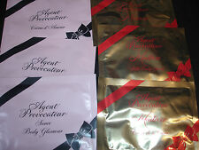 FREEPOST JOB LOT AGENT PROVOCATEUR BODY CREAM SACHETS MAITRESSE WEDDING FAVOURS