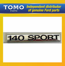 Genuine New Ford Transit 2006 Onwards Rear 140 Sport Badge/Decal emblem 1753892