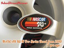 NASCAR K&N PRO SERIES HI PERFORMANCE RACE DECAL STICKER NOS GT FORD DODGE CHEVY