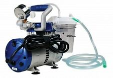 NEW SUCTION UNIT -VACUTEC-800 /  ASPIRATOR   VAC 800 / COMPLETE  1 YEAR WARRANTY