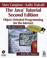 The Java Tutorial: Object-Oriented Programming for the Internet (2nd Edition) C