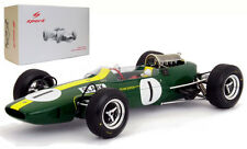 Spark 18S067 Lotus 33 Climax #1 1965 - Jim Clark 1965 World Champion 1/18 Scale