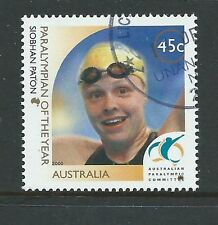 AUSTRALIA 2000 PARALYMPIAN OF THE YEAR FINE USED