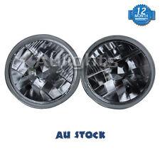 """7"""" headlights for Holden HQ HJ HR HX HZ EH Torana LJ Gemini Hilman"""